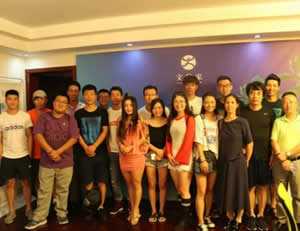 北京文旅家上演俄罗斯世界杯足球狂欢夜